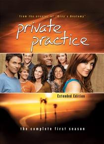 Private Practice (1ª Temporada) - Poster / Capa / Cartaz - Oficial 1