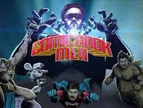 Comic Book Men (5ª Temporada) - Poster / Capa / Cartaz - Oficial 1