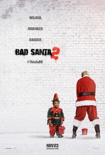 Papai Noel às Avessas 2 - Poster / Capa / Cartaz - Oficial 4