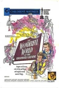 O Mundo Maravilhoso dos Irmãos Grimm - Poster / Capa / Cartaz - Oficial 1