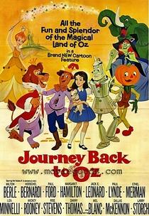 Mundo Maravilhoso de Oz - O Regresso - Poster / Capa / Cartaz - Oficial 1