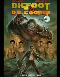 Bigfoot vs. D.B. Cooper - Poster / Capa / Cartaz - Oficial 1