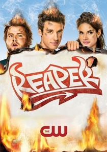 Reaper (1ª Temporada) - Poster / Capa / Cartaz - Oficial 1