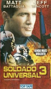 Soldado Universal 3 - Poster / Capa / Cartaz - Oficial 2