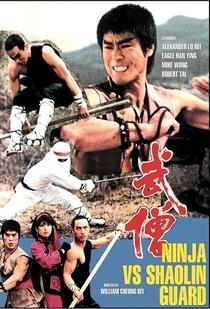 Ninja Contra Shaolin  - Poster / Capa / Cartaz - Oficial 1