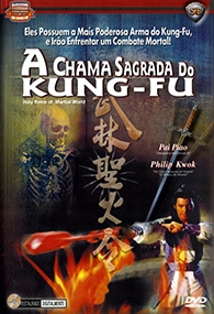 A Chama Sagrada do Kung-Fu - Poster / Capa / Cartaz - Oficial 2