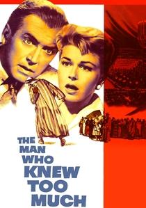 O Homem Que Sabia Demais - Poster / Capa / Cartaz - Oficial 6