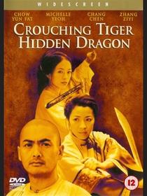 O Tigre e o Dragão - Poster / Capa / Cartaz - Oficial 6