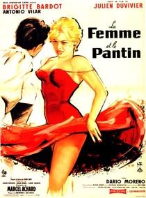 A Mulher e o Fantoche - Poster / Capa / Cartaz - Oficial 1