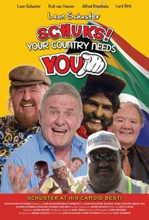 Schuks! Your Country Needs You - Poster / Capa / Cartaz - Oficial 1
