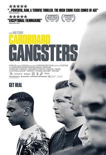 Cardboard Gangsters - Poster / Capa / Cartaz - Oficial 2