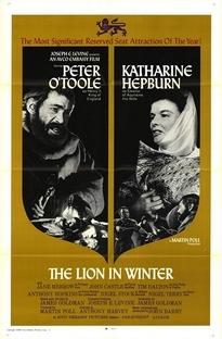 O Leão no Inverno - Poster / Capa / Cartaz - Oficial 2