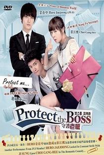 Protect the Boss - Poster / Capa / Cartaz - Oficial 5