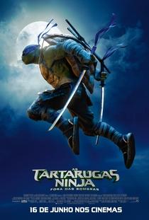 As Tartarugas Ninja: Fora das Sombras - Poster / Capa / Cartaz - Oficial 18