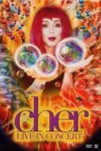Cher Live In Concert - Poster / Capa / Cartaz - Oficial 1