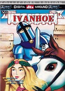 Ivanhoé - Poster / Capa / Cartaz - Oficial 1