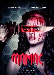 Maníaco - Poster / Capa / Cartaz - Oficial 9