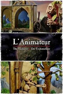 O Animador - Poster / Capa / Cartaz - Oficial 1