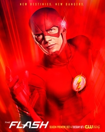 The Flash (3ª Temporada) - Poster / Capa / Cartaz - Oficial 2