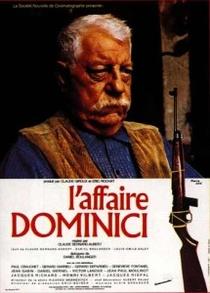 O CASO DOMINICI - Poster / Capa / Cartaz - Oficial 1