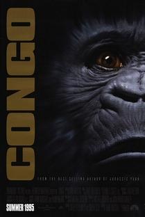 Congo - Poster / Capa / Cartaz - Oficial 7