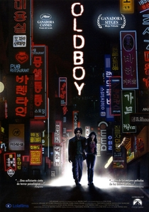 Oldboy - Poster / Capa / Cartaz - Oficial 5