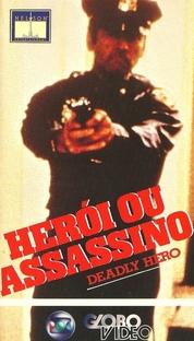 Herói ou Assassino - Poster / Capa / Cartaz - Oficial 2