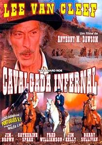 Cavalgada Infernal - Poster / Capa / Cartaz - Oficial 4