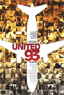 Vôo United 93 - Poster / Capa / Cartaz - Oficial 5