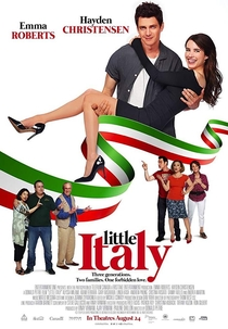Amor em Little Italy - Poster / Capa / Cartaz - Oficial 1