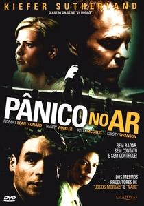 Pânico no Ar - Poster / Capa / Cartaz - Oficial 1