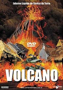 Volcano - Poster / Capa / Cartaz - Oficial 1
