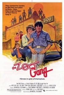 A Gang do Zoo - Poster / Capa / Cartaz - Oficial 1