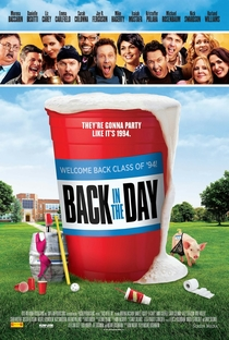 Back in the Day - Poster / Capa / Cartaz - Oficial 1