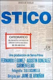 Stico - Poster / Capa / Cartaz - Oficial 1
