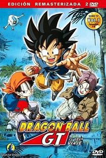 Dragon Ball GT: Saga Viagem Pelo Universo - Poster / Capa / Cartaz - Oficial 33