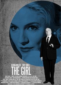 A Garota - Poster / Capa / Cartaz - Oficial 4