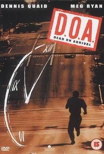 Morto Ao Chegar - Poster / Capa / Cartaz - Oficial 5