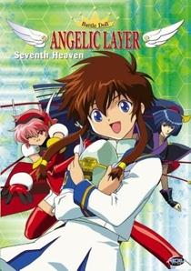 Angelic Layer - Poster / Capa / Cartaz - Oficial 1