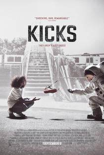 Kicks: Defendendo o Que é Seu - Poster / Capa / Cartaz - Oficial 2