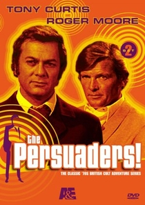 The Persuaders! - Poster / Capa / Cartaz - Oficial 3