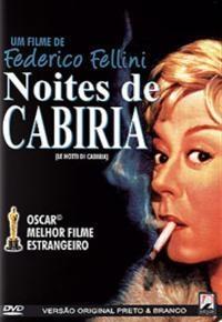 Noites de Cabíria - Poster / Capa / Cartaz - Oficial 9