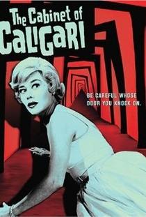 A Mansão do Dr. Caligari - Poster / Capa / Cartaz - Oficial 1