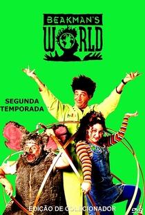 O Mundo de Beakman (2ª Temporada) - Poster / Capa / Cartaz - Oficial 1