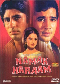 Namak Haraam - Poster / Capa / Cartaz - Oficial 1