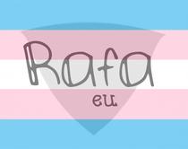 Rafa Eu - Poster / Capa / Cartaz - Oficial 1
