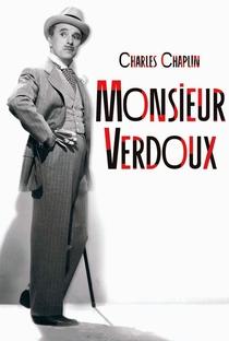 Monsieur Verdoux - Poster / Capa / Cartaz - Oficial 9