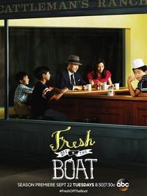 Fresh Off the Boat (2ª Temporada) - Poster / Capa / Cartaz - Oficial 1