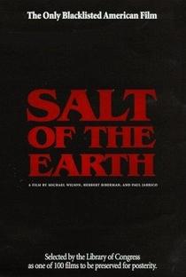 O Sal da Terra - Poster / Capa / Cartaz - Oficial 6
