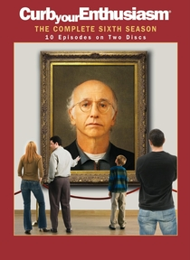 Curb Your Enthusiasm (6ª Temporada) - Poster / Capa / Cartaz - Oficial 1
